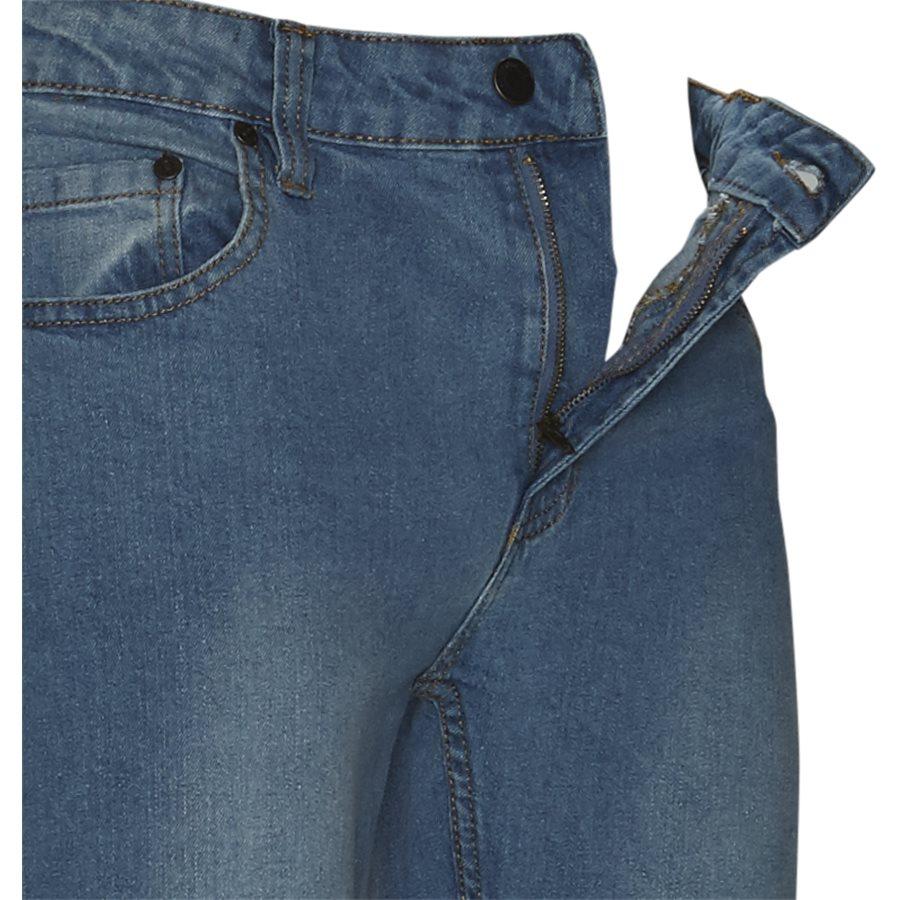DP1000 MR.RED - Mr. Red Jeans - Jeans - Slim - LIGHT BLUE - 4